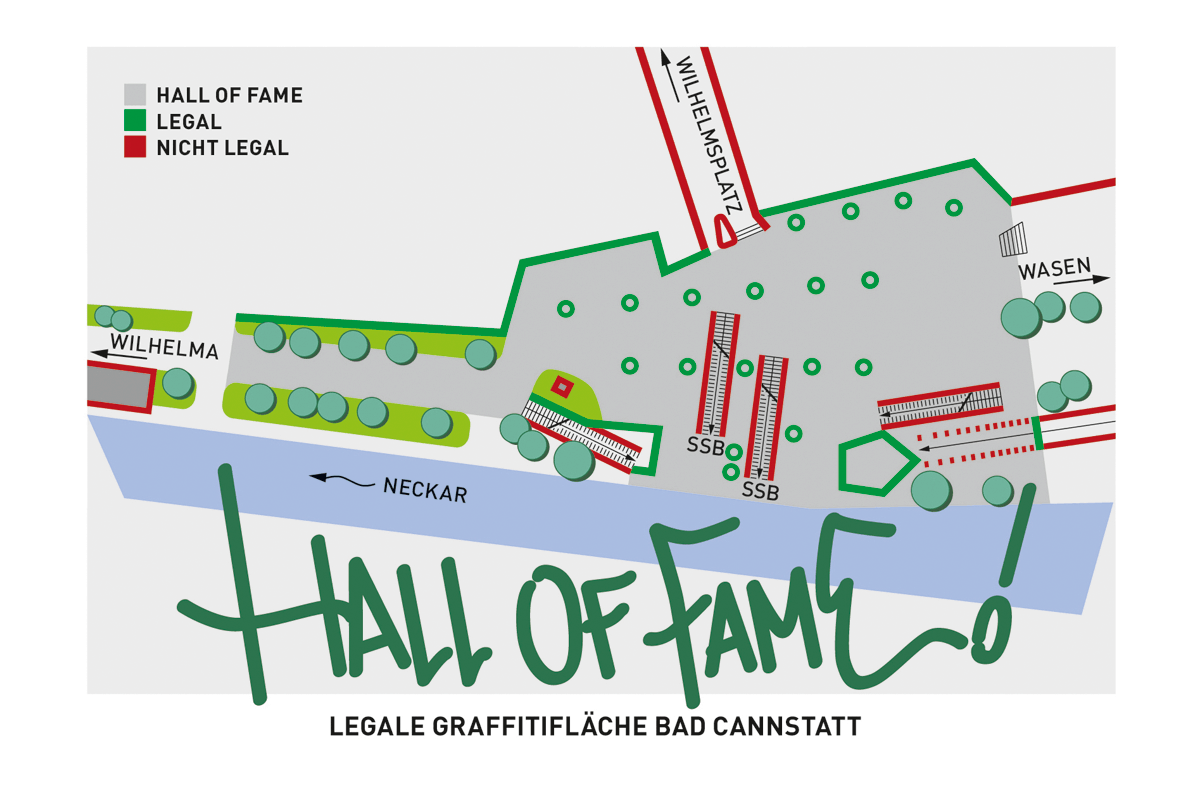 graffiti stuttgart graffiti hall of fame grafik stuttgart. Black Bedroom Furniture Sets. Home Design Ideas