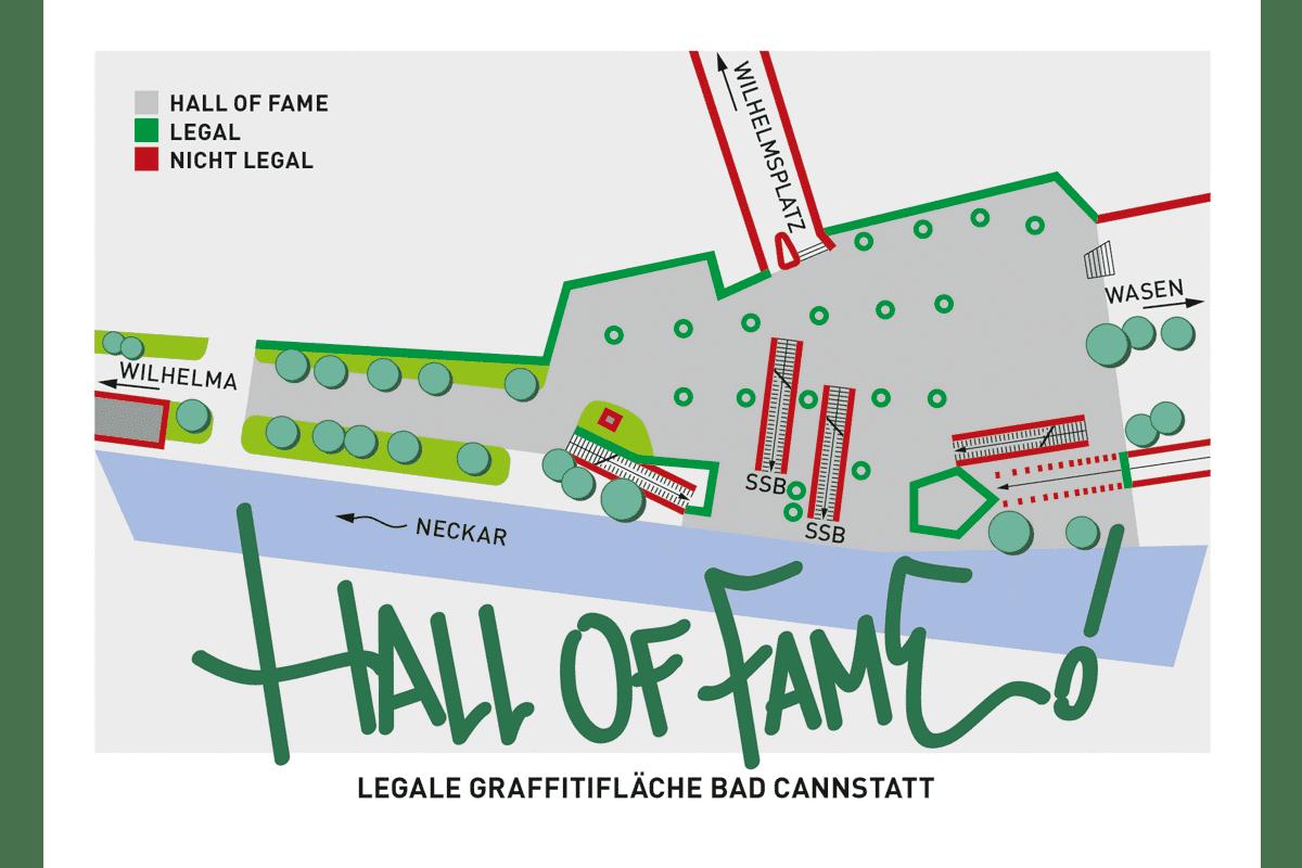 Web Flyer | Graffiti Stuttgart Hall Of Fame Flyer Web