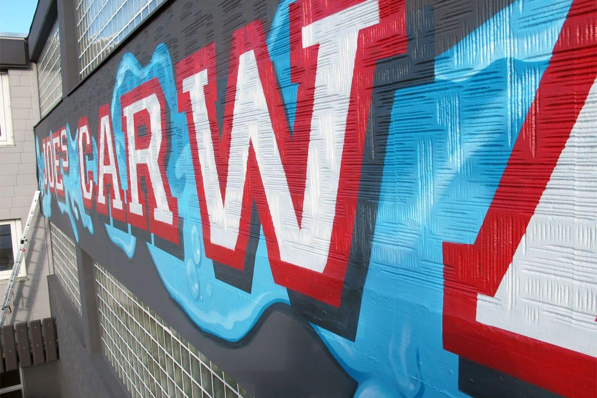 graffiti stuttgart joes carwash graffiti schriftzug. Black Bedroom Furniture Sets. Home Design Ideas