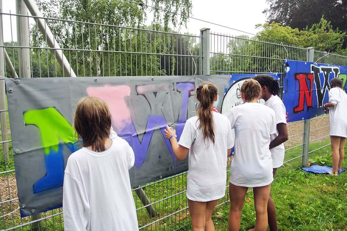Graffiti-Event Werft Rock Göppingen 2015