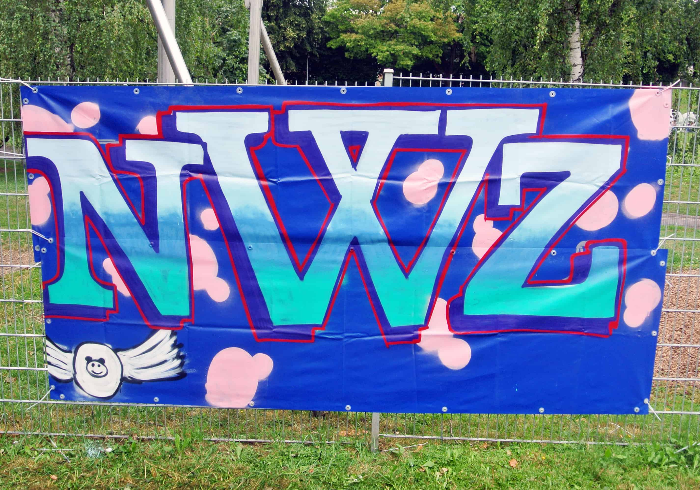Graffiti-Event Werft Rock Göppingen 2015
