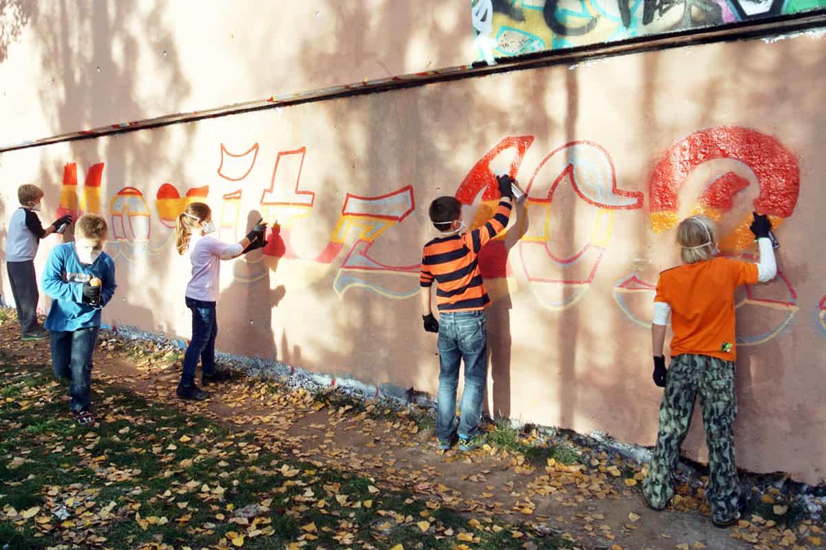 graffiti stuttgart graffiti kindergeburtstag workshop moritz 10 b day. Black Bedroom Furniture Sets. Home Design Ideas