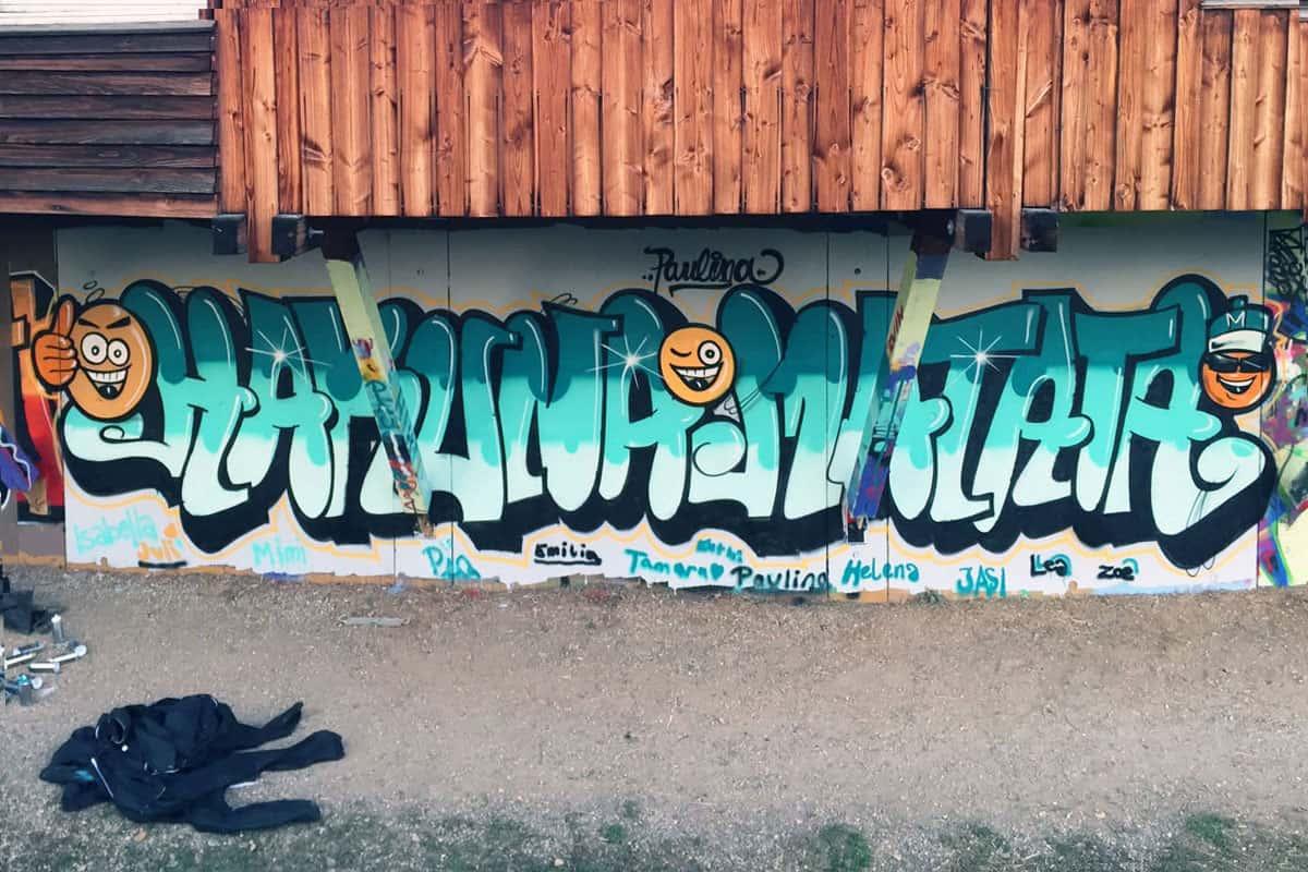 Zum 11. Geburtstag von Paulina haben wir von Graffiti Stuttgart mit Ihr und Ihren Gästen einen coolen Graffiti-Kindergeburtstag gefeiert.