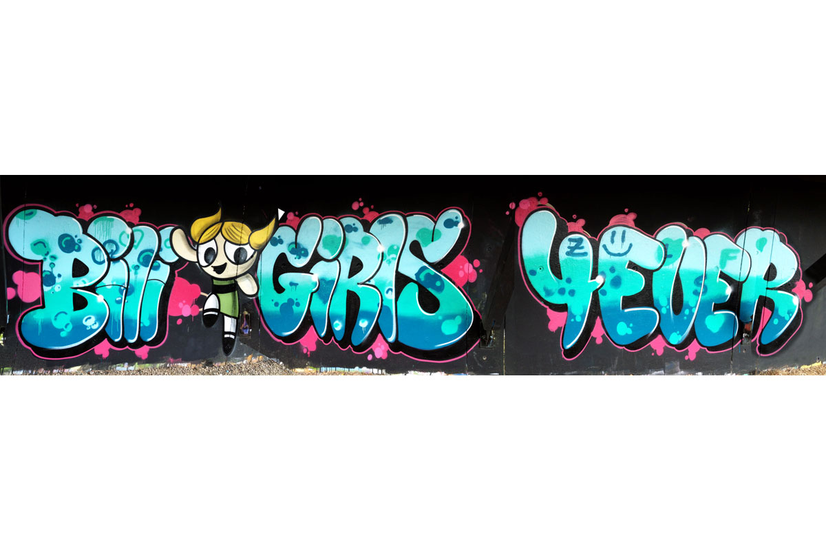 zum 10. Geburtstag von Maren haben wir von Graffiti Stuttgart mit Ihr und Ihren Gästen einen coolen Graffiti Kindergeburtstag gefeiert.