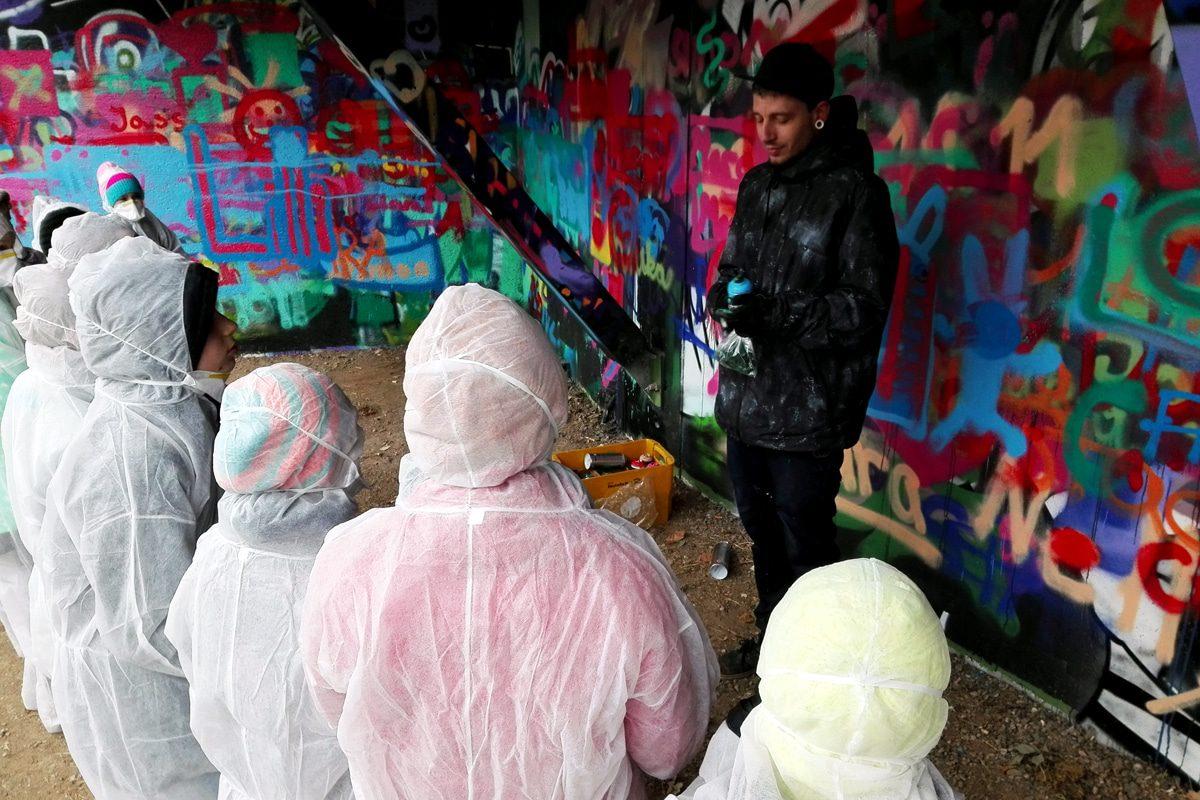 zum 11. Geburtstag von lilly haben wir von Graffiti Stuttgart mit Ihr und Ihren Gästen einen coolen Graffiti Kindergeburtstag gefeiert.
