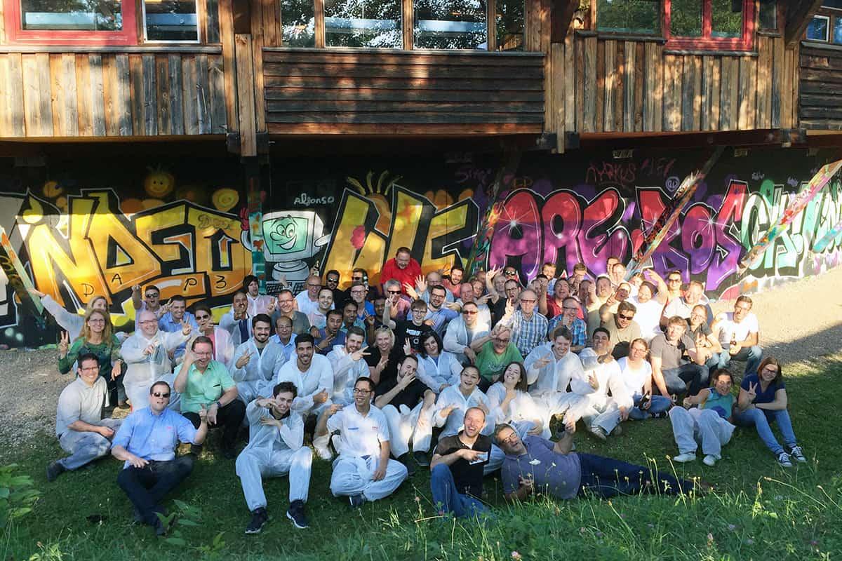 Graffiti Events in Stuttgart und der Region! Geburtstagsparty, Junggesellenabschied, Schulausflug, Vereinsfeier, Firmenevent! Ein einmalig bunten Erlebnis!