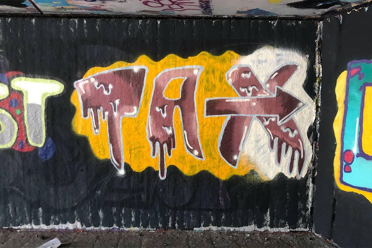 Der Graffiti Workshop Stuttgart Sommerferien #1 2020 war wieder ein kreativeres Wochenende! Zusammen haben wir geplant,gezeichnet und gesprüht.