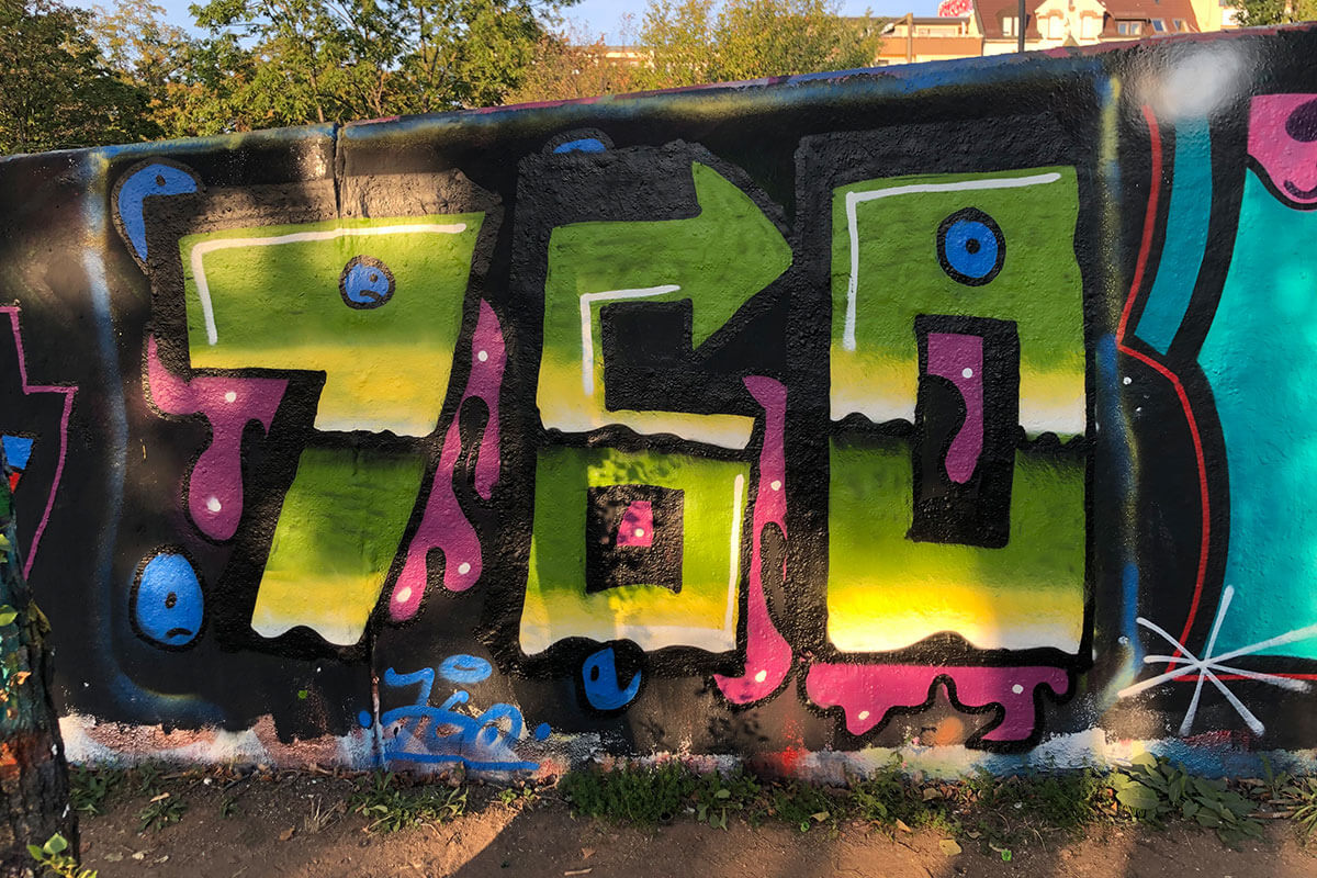 Der Just Spray Graffiti Action Day Sebtember 2020 war wieder ein kreativerer Tag! Zusammen haben wir einfach nur mal Graffiti gesprüht!