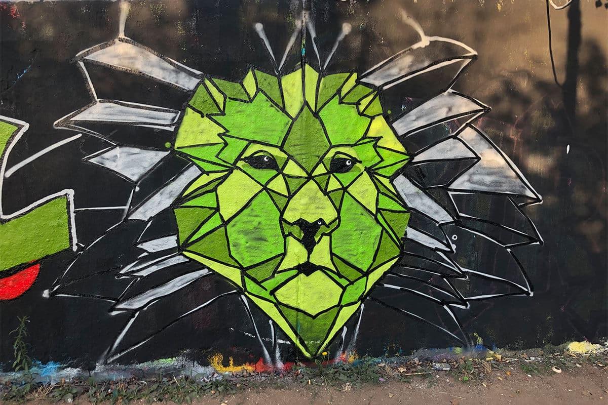Der Just Spray Graffiti Action Day Sebtember 2020 war wieder ein kreativerer Tag! Zusammen haben wir einfach nur mal Graffiti gesprüht!