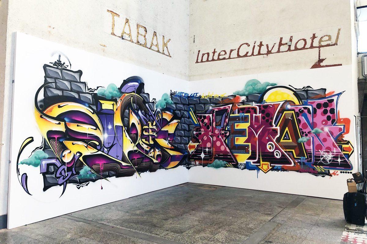 Secret Walls Gallery Stuttgart Bundle