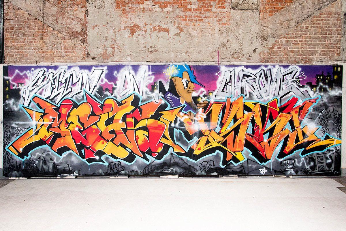 Secret Walls Gallery Stuttgart Meas Tsky