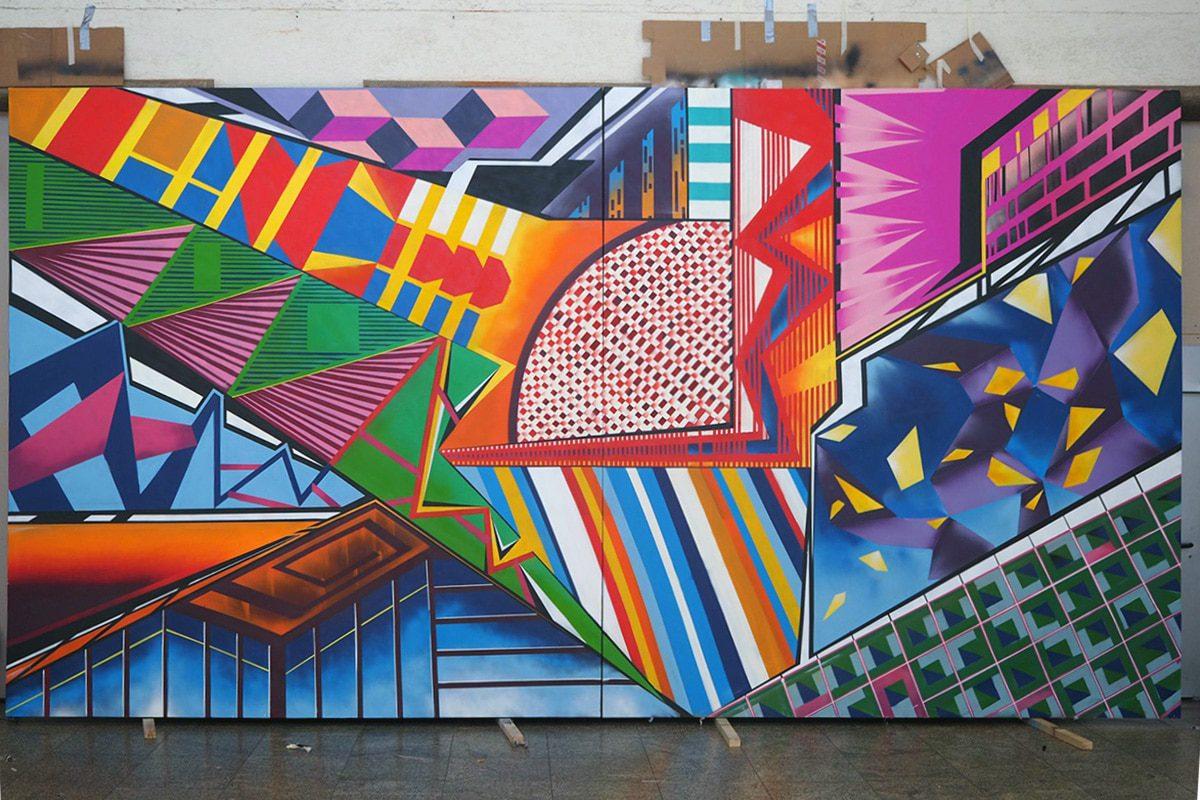 Secret Walls Gallery Stuttgart Sebastian Mueh