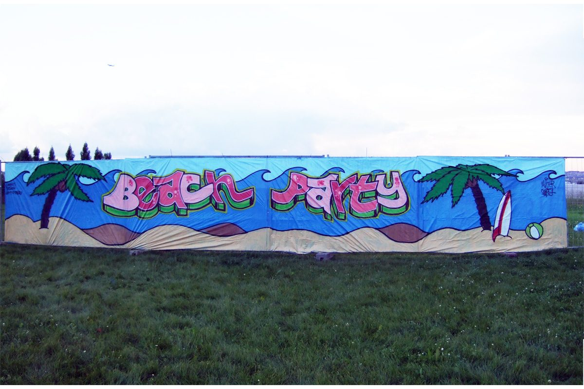 beachparty-ostfildern-graffiti